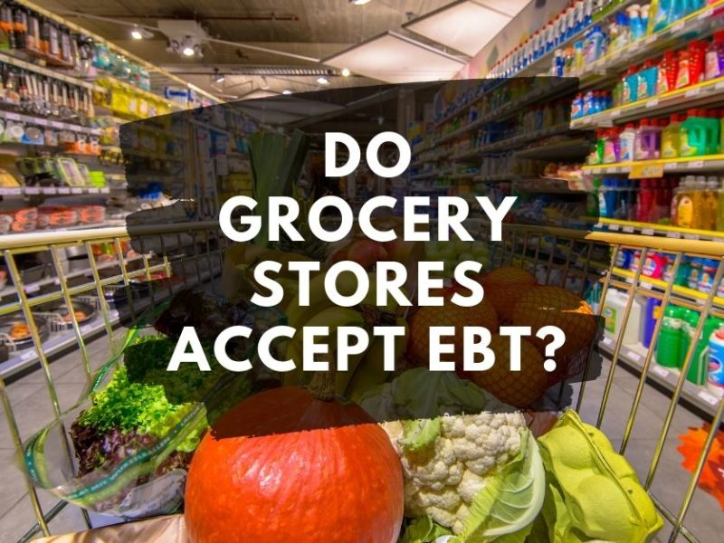 Grocery store that accepts ebt online