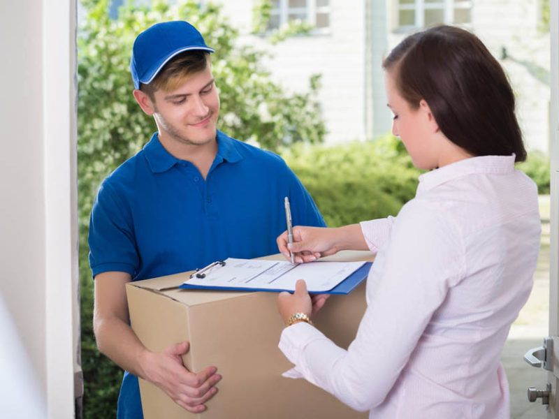 how much should i tip a delivery driver