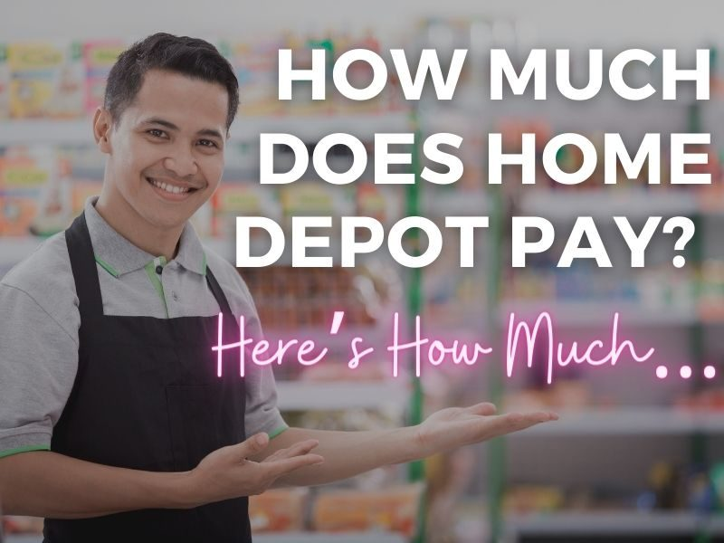 how much do home depot employees make