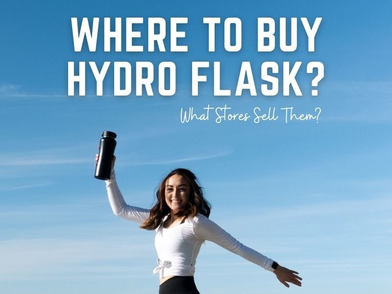 What Stores Sell Hydro Flask